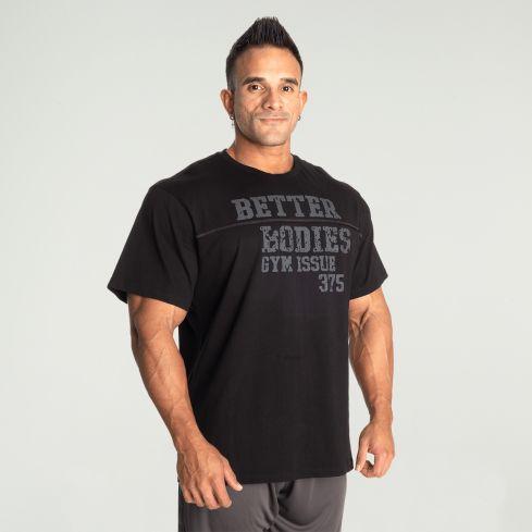 Better Bodies Union Original T-Shirt - Black
