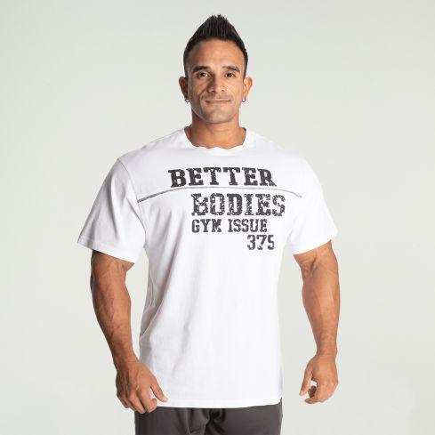 Better Bodies Union Original T-Shirt - White