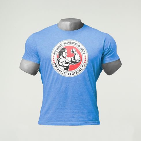 Dreadlift Oldschool Bodybuilding T-Shirt