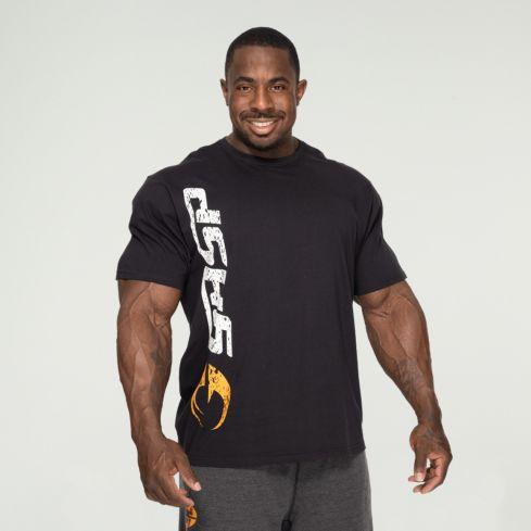 GASP Original T-Shirt - Black/White