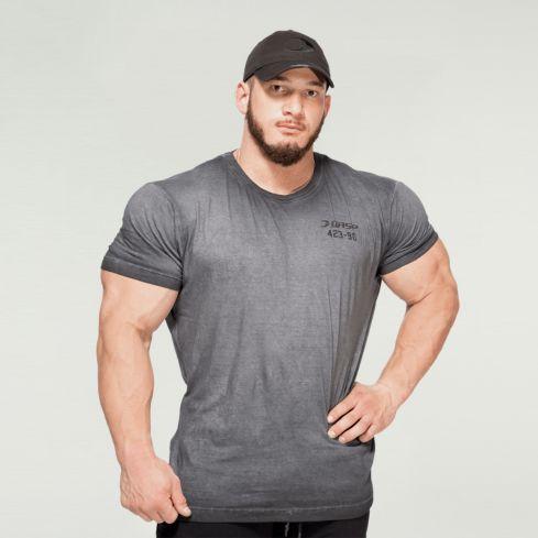 GASP Standard Issue T-Shirt - Washed Dark Navy