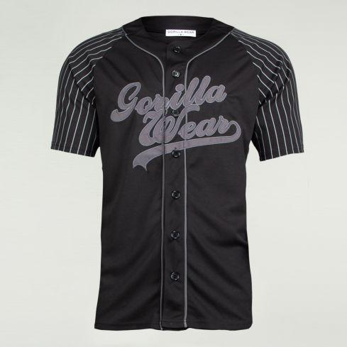 Gorilla Wear 82 Jersey – Black