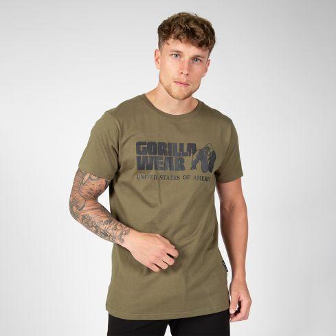 Gorilla Wear Classic T-Shirt - Army