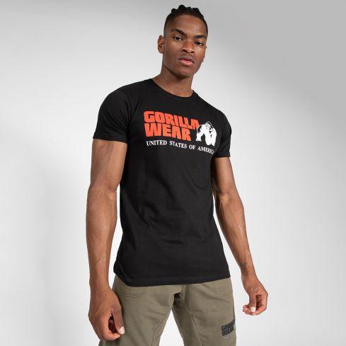 Gorilla Wear Classic T-Shirt - Black