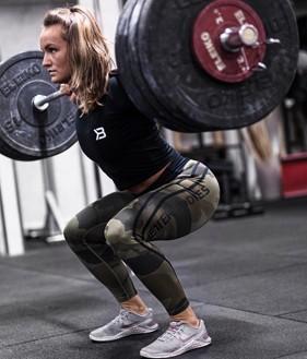 Women's gym leggings